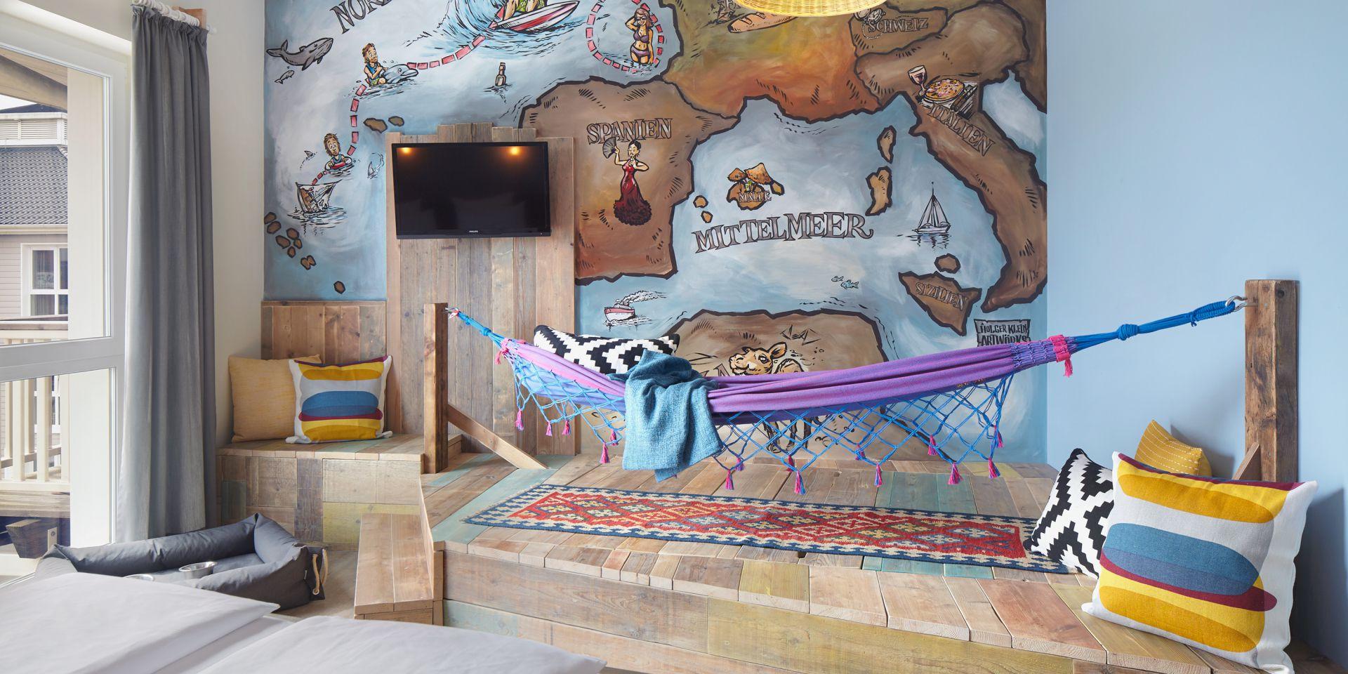 Designhotel nordsee beach motel st peter ording for Designhotel 54