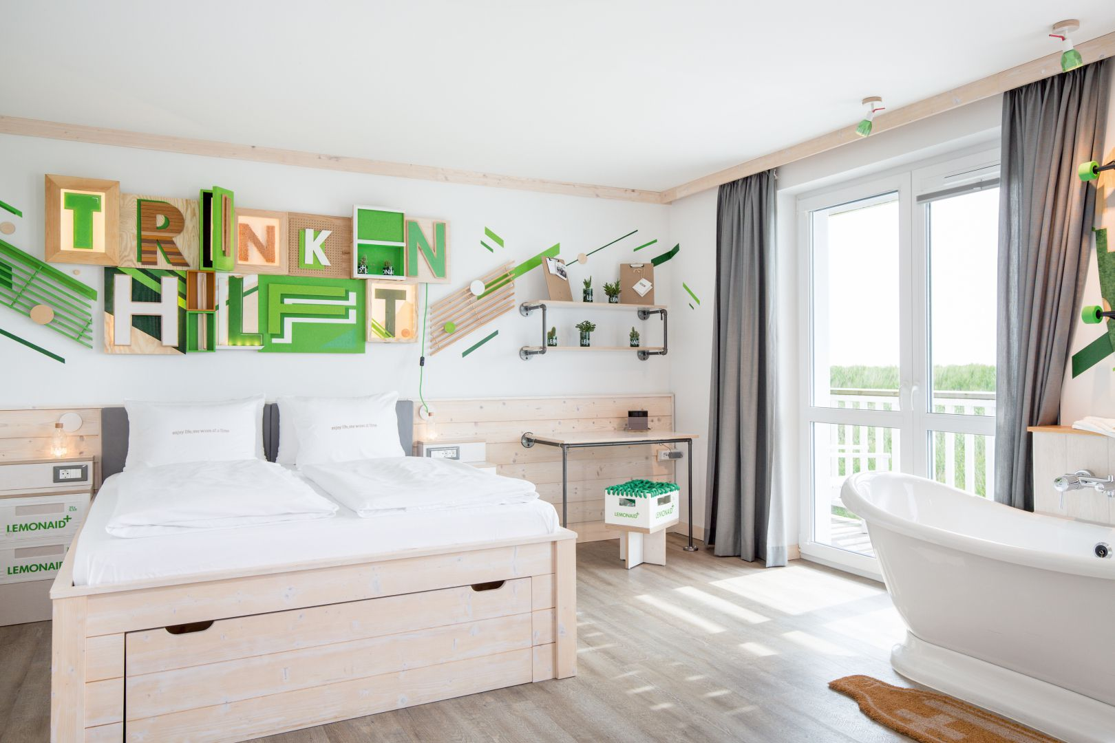 lemonaid lodge beach motel st peter ording. Black Bedroom Furniture Sets. Home Design Ideas